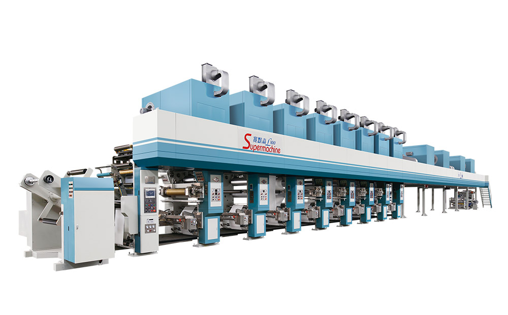 Supermachine L100 Wallpaper Production Line