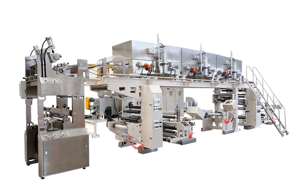 Multifunctional Pilot Coating Machine