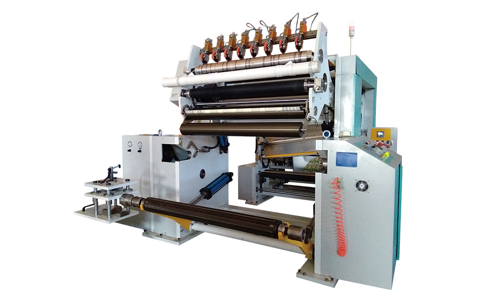 HY-1350SP High Speed Slitting Machine