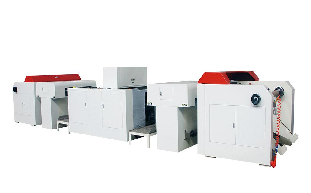 Flexible Package Coding Digital Printing Machine