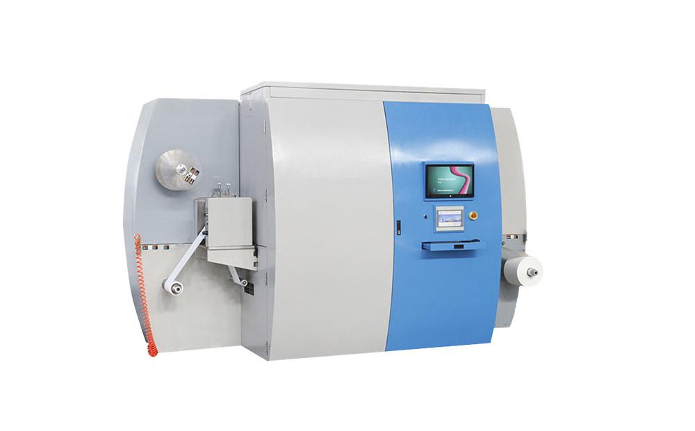 Digital Inkjet Label Printing Machine