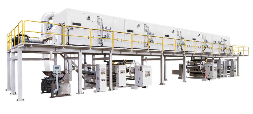 Silver Nanowire Conductive Film Coating Machine