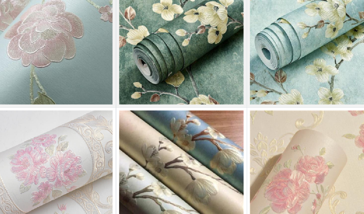 How many types of wallpaper?