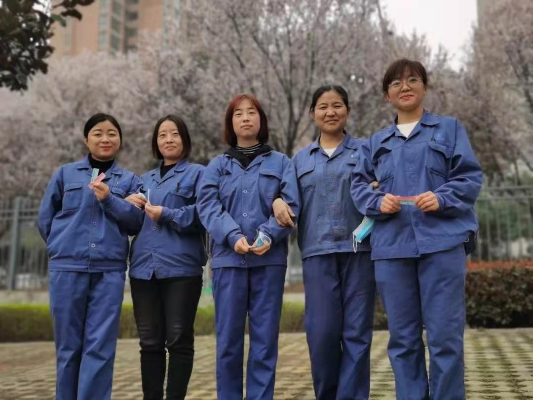 Huayang Celebrated Women's Day