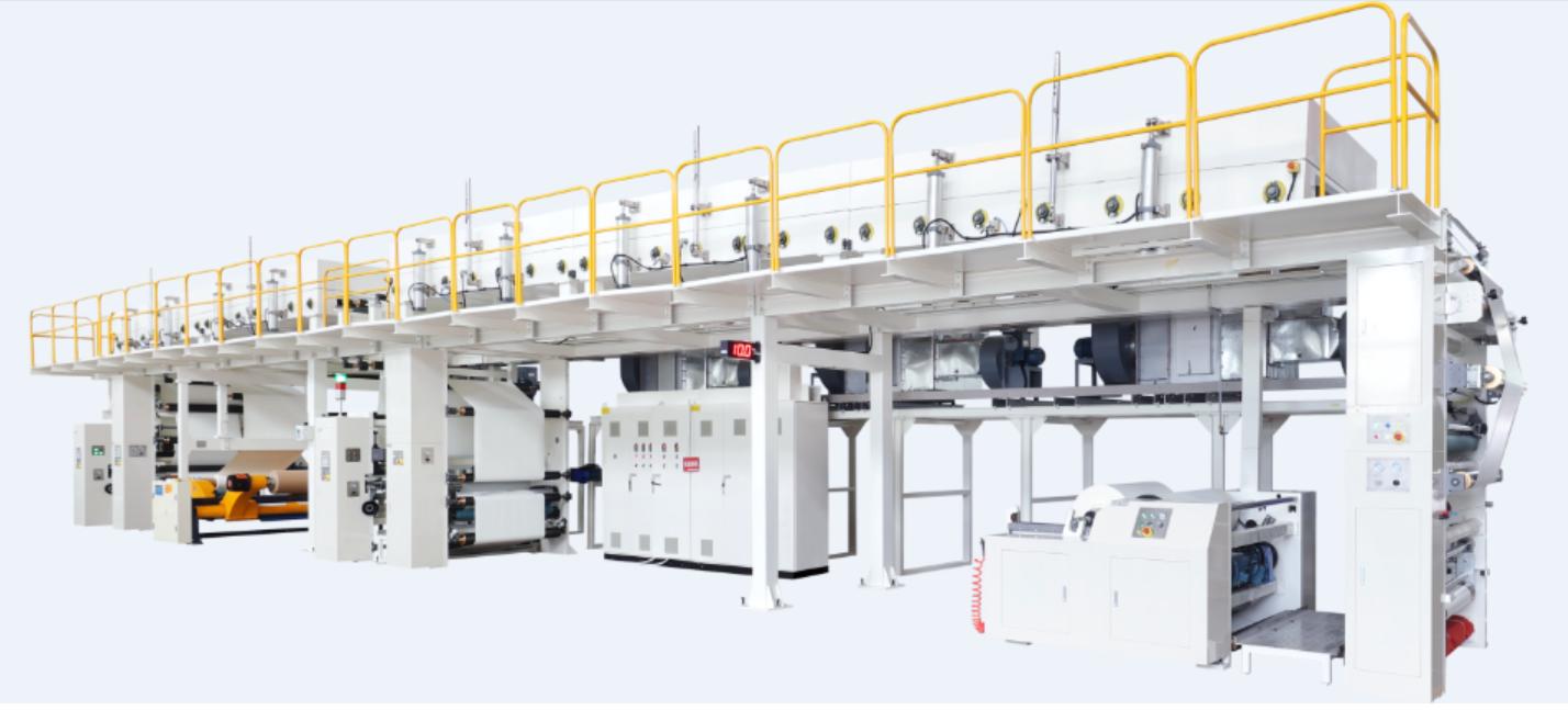 Plastic Free Paper Coating Machine