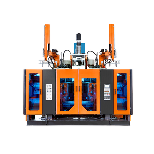 Leshan U Linear Hydraulic Toggle System blow molding machine
