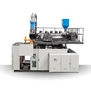 Y Accumulator blow molding machine