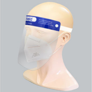 non-medical purpose usage high transparency pet anti-fog face shield