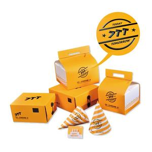Cake Packing Box