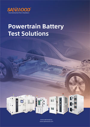 Powertrain Battery Test Solutions Catalog
