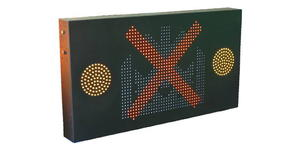 modern high quality lane control signals-lcs company