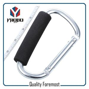 120mm Aluminum Carabiner,120mm carabiner for key