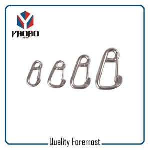 Stainless Steel Wire Gate Hook Factory