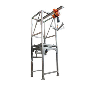 Bulk Bag Unloader Equipment Manufacturer | Elinpack Machine