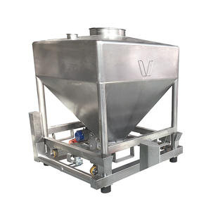 High quality automated open mouth bagger suppliers