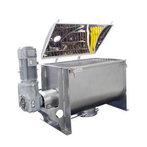 Ribbon Mixer Manufacturers In China | Elinpack Manufacturer