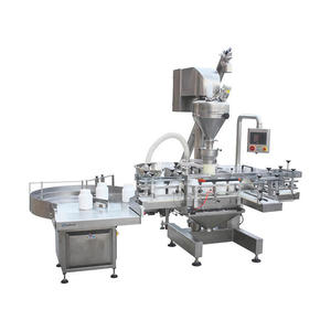 Milk Powder Filling Machine with Single-Hopper | Elinpack