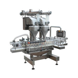 Powder Filling Machine for Rigid Container Filling | Elinpack