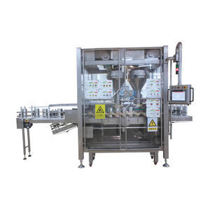 FPF-150 Four-Hopper Powder Jars Filling Machine