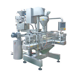 SPF-100C Single-Hopper Powder(Granule) Filling Machine