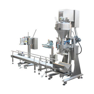 SAF-550W Semi-Autoamtic Big Bag Packer