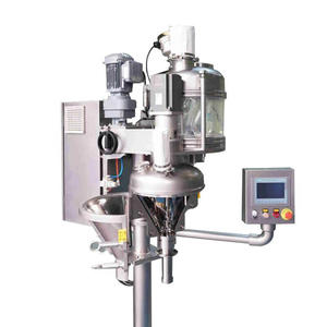 Powder Filler & Filling Machine Manufacturer | Elinpack