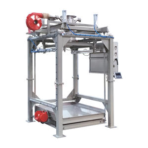 Bulk Bag Packing Machine & Bulk Bag Filling Machine Elinpack