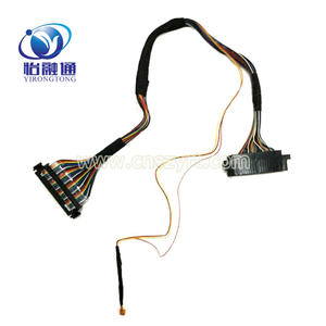 Bulk Cash Recycle Machine Cable Harness