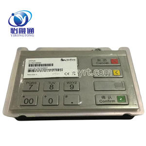 WINCOR ATM PARTS EPPV6  EPP J6Machine Number Pad / ATM Pin Pad