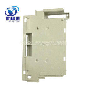 Hitachi Recycling Plastic Cassette Tape Cases ATM Parts ATM Service Cash Box Front Cover