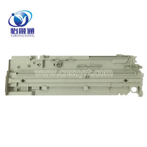 Recycling Plastic Cassette Cases 1P004482-001 Hitachi ATM Parts ATMS Left Side Plate
