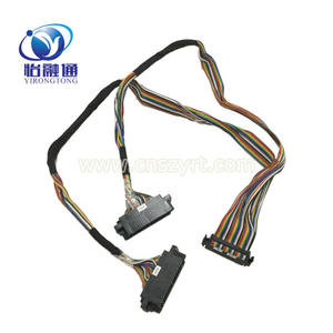 Atm machine inner parts WBM-B23-CBL Cable ATM Machine Parts Hitachi