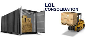 LCL Freight From China To USA