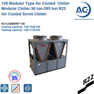 R22 Air Cooled Scroll Modular Chiller/ 130 Modular Chiller/modular Chiller