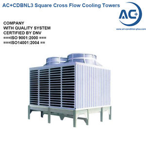 Cooling Tower cross flow cooling tower square cooling tower