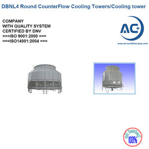 DBNL4 Round Counter Flow Cooling Towers