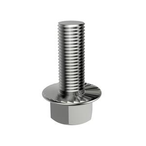 Hexagon head machine screws