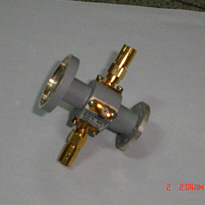 Circular Waveguide Probe Coupler