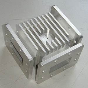 Circular Waveguide Polarized Isolator