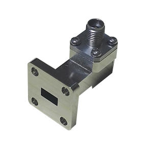 China Waveguide to Coaxial Adapter, RF coaxial adapter supplier