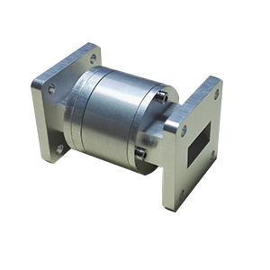 Single-channel Waveguide Rotary Joint