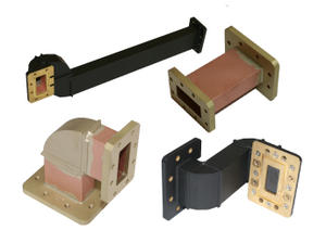 Small Size Waveguide Corner supplier
