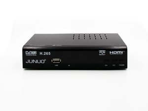 JUNUO H.265 Hevc Set Top Box Dvb-t2 Receiver