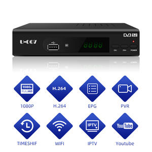 Junuo Satellite Receiver Manufacturer Latest Best Satellite Receiver Box For Pakistan Philippine