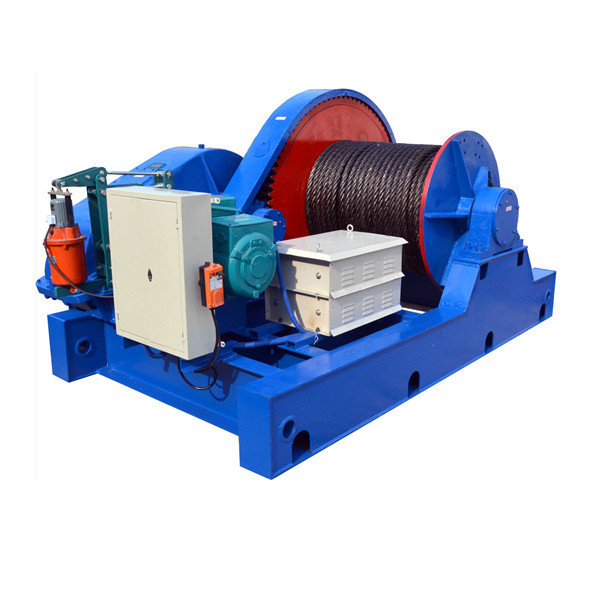 China Electric Hoist Winch