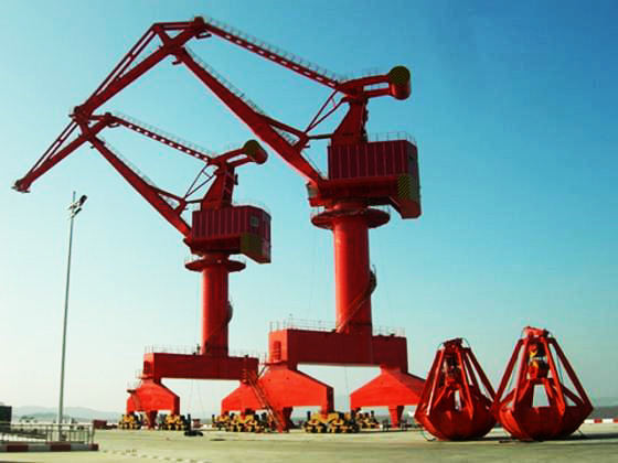 Marine and Port Used Portal Crane