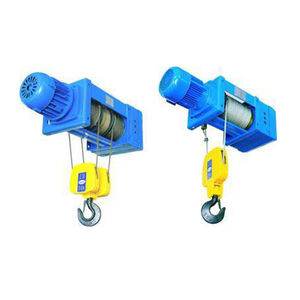Electric Hoist Manufacturers