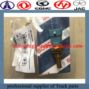 engine Water Temperature Sensor is Installed in the engine block water jacket
