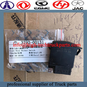Yutong bus Front door rocker switch JK982-069A  3792-00131