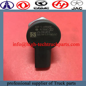 china low price  Fuel pressure regulating valve 0281002949